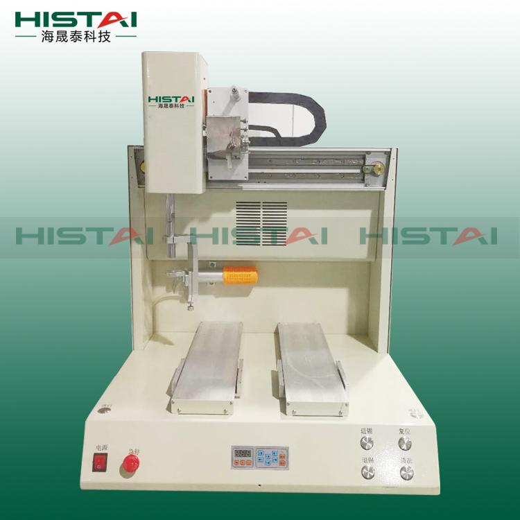 HST-5331R 精准五轴自动焊锡机