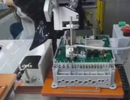 立式焊锡机视频