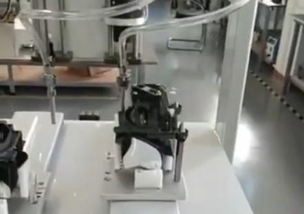 双头双工位螺丝机