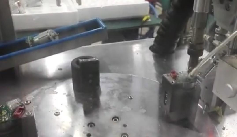 马达电枢焊压敏...