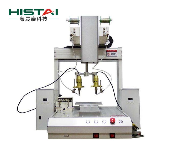{自动焊锡机如何快速的调试出合适的参数?