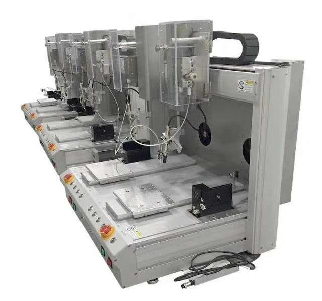 供应定做自动焊锡机
