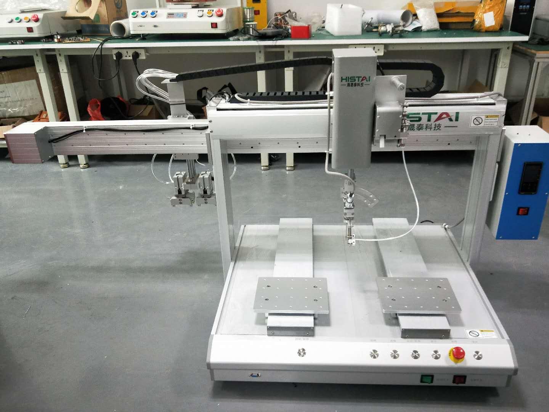 {自动化焊锡机器人效率低下是受什么影响?